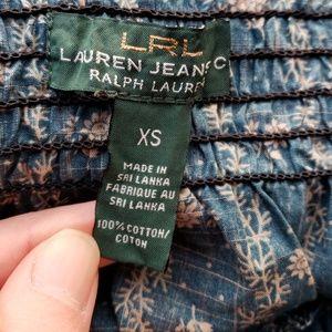 Lauren Ralph Lauren Tops - Ralph Lauren Jeans Shirt
